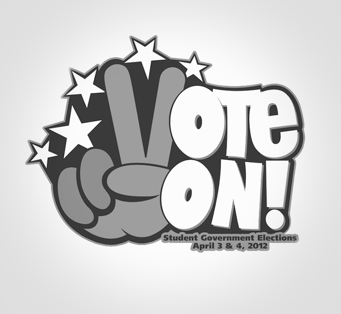 Vote On 2012 Student Government Election